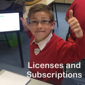 Licences and Subscriptions